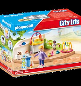 Playmobil 70282 Toddler Room