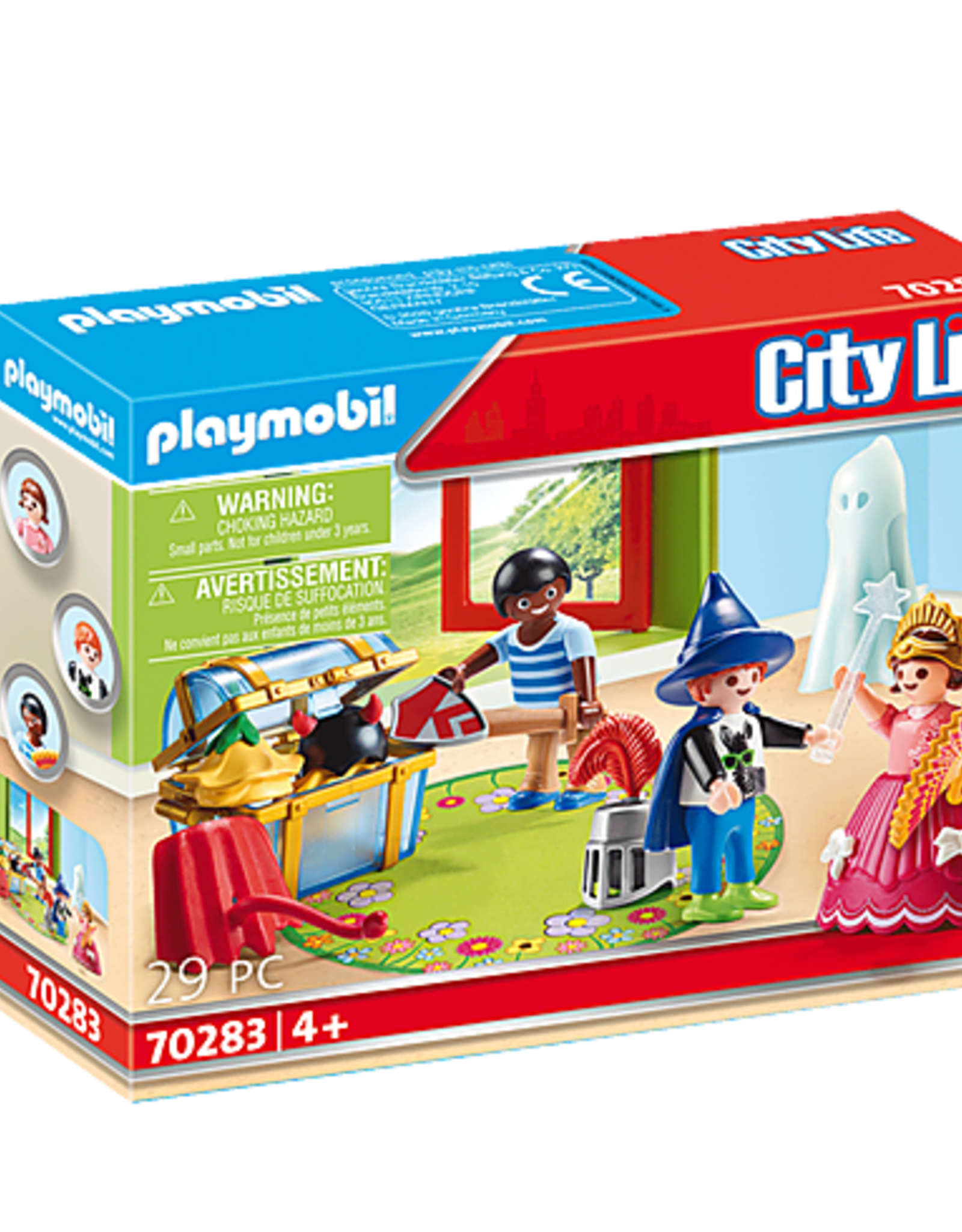 Playmobil 70283 Children with Costumes