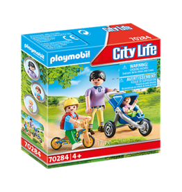Playmobil 70284 Mother with Children