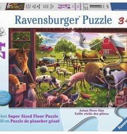 Ravensburger Animals of Bells Farm (24PC)