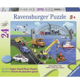 Ravensburger A Day on the Job (24PC)