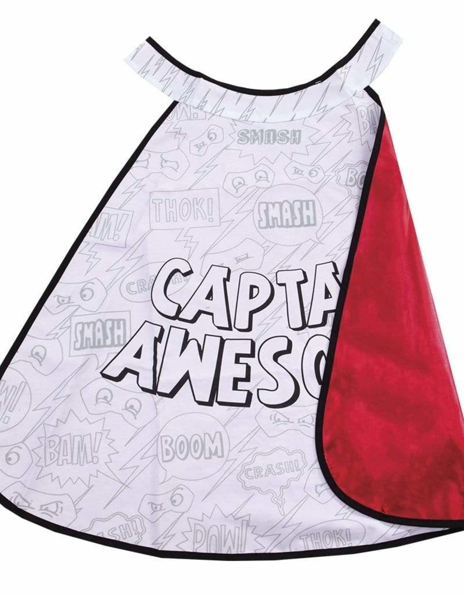 Great Pretenders Colour-A-Cape Superhero, Size 4-7