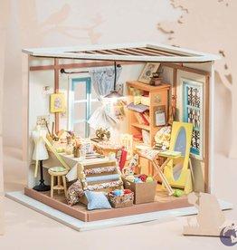 Robotime DIY House-Lisa's Tailor