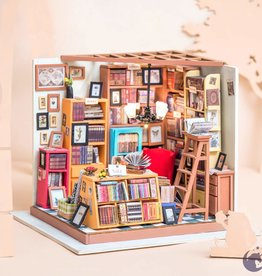 Robotime DIY House - Sam's Study room