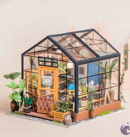 Robotime DIY House - Cathy's green house