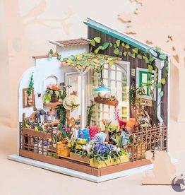 Robotime DIY House-Miller's Garden