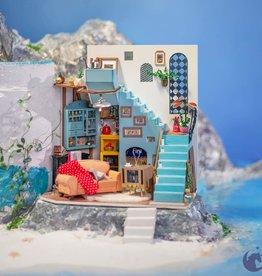 Robotime Joy's Peninsula Living Room