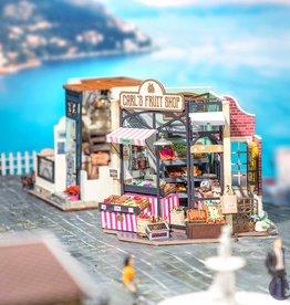 Robotime Carl's Fruit Shop