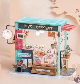 Robotime DIY House-Ice Cream Station
