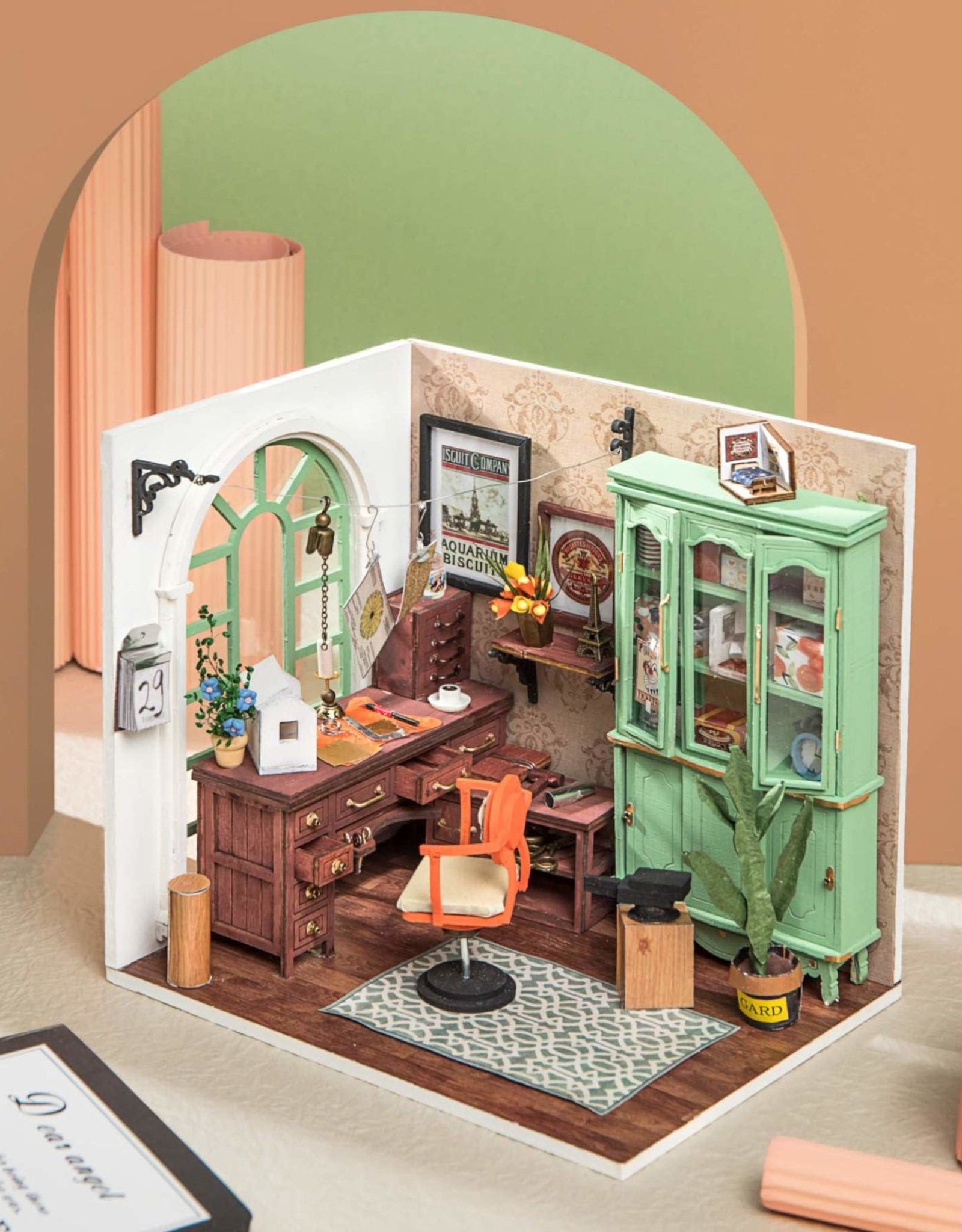 Robotime DIY House-Jimmy's Studio