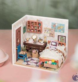 Robotime DIY House-Anne's Bedroom
