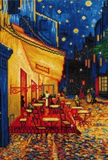 Diamond Dotz Diamond Dotz - Café at Night (Van Gogh)