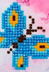 Diamond Dotz Diamond Dotz - Starter Kit Butterfly Sparkle