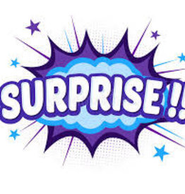 Surprise Bag: Get Creative