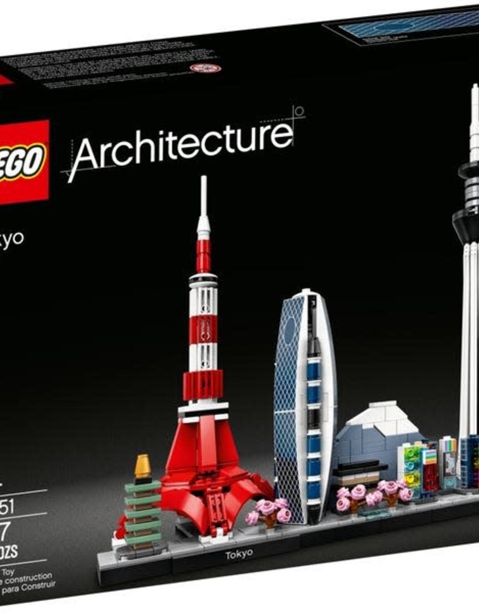 LEGO 21051 Tokyo V39