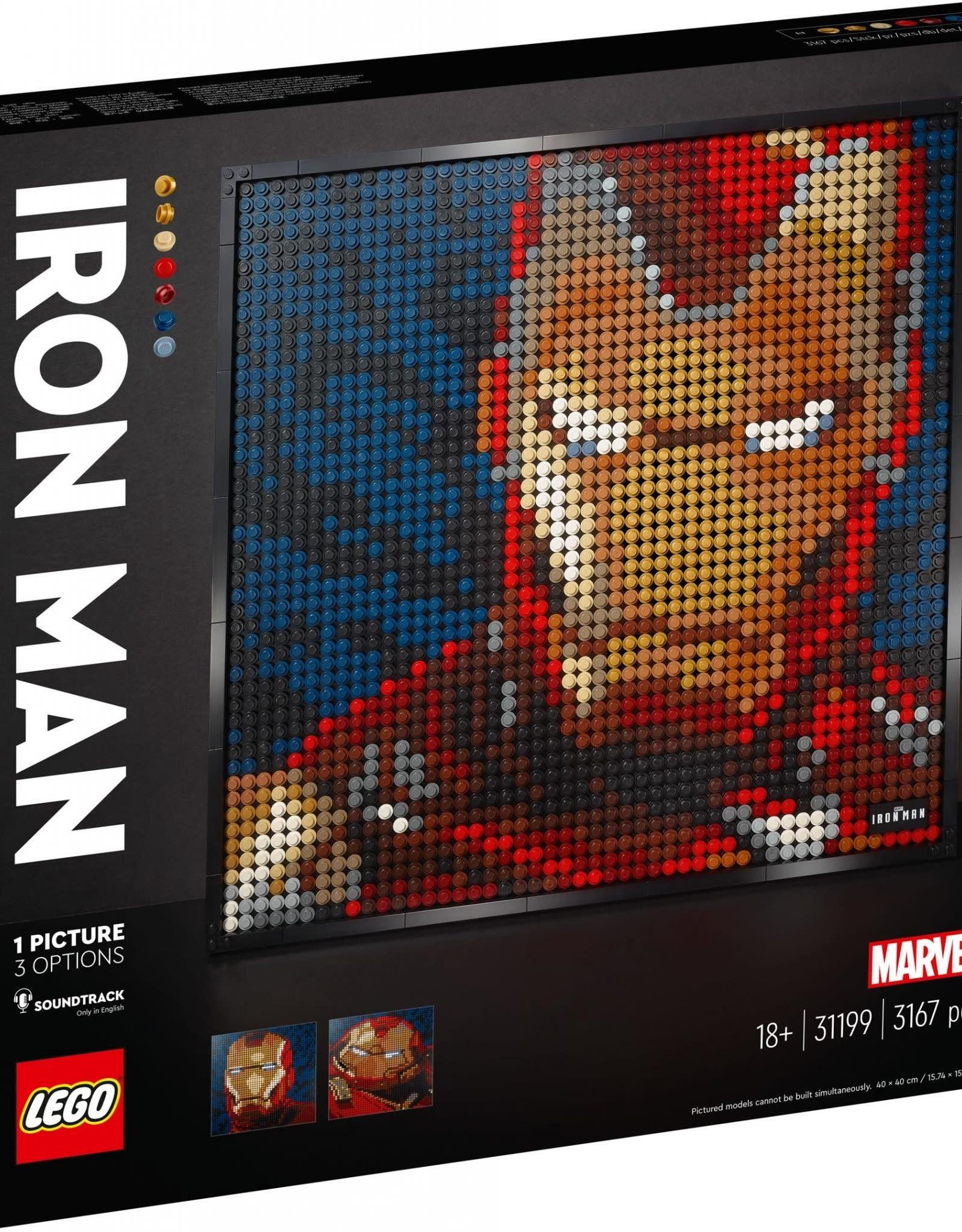 LEGO 31199 Marvel Studios Iron Man V39