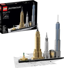 LEGO 21028 New York City V39
