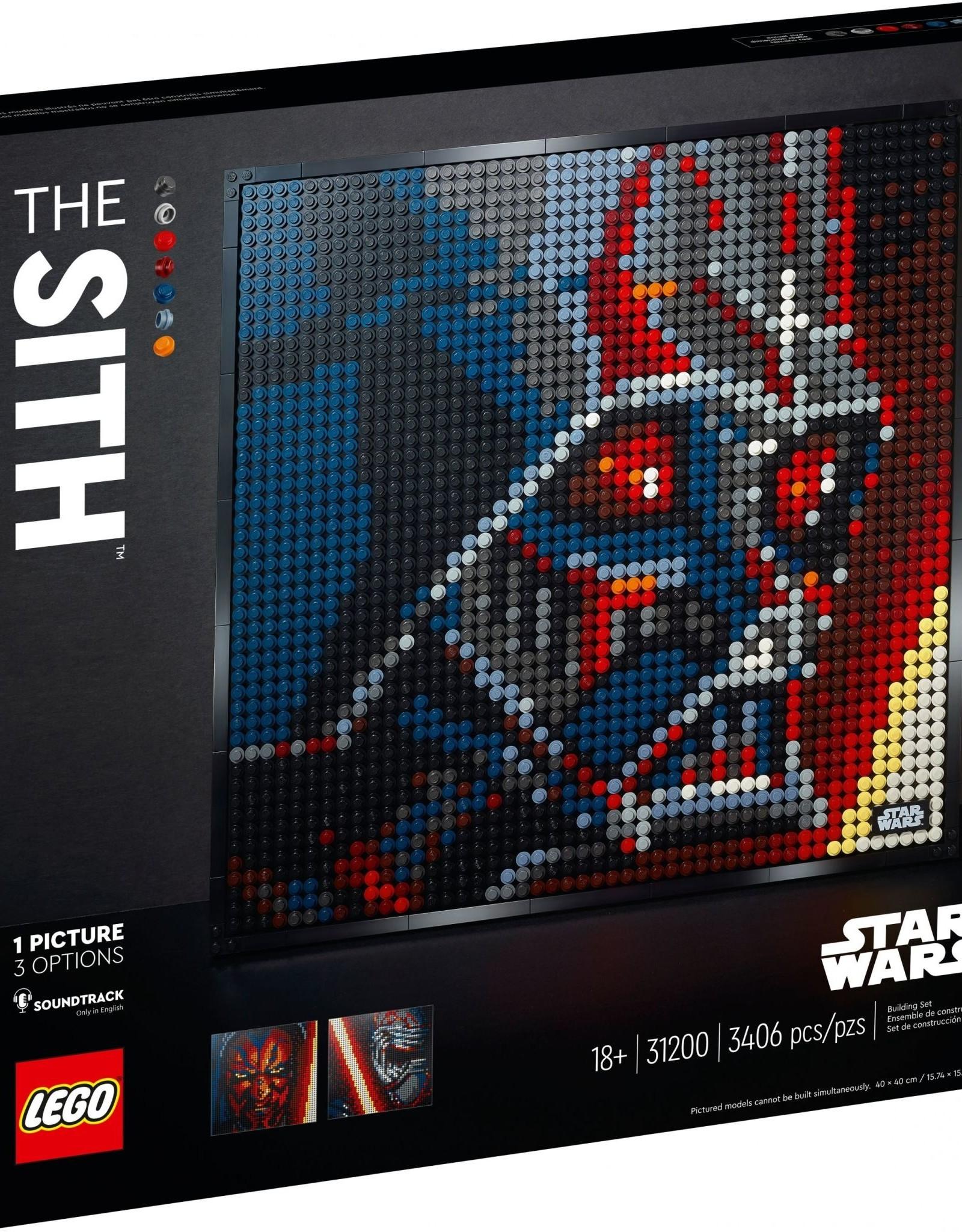 LEGO 31200 Star Wars The Sith V39