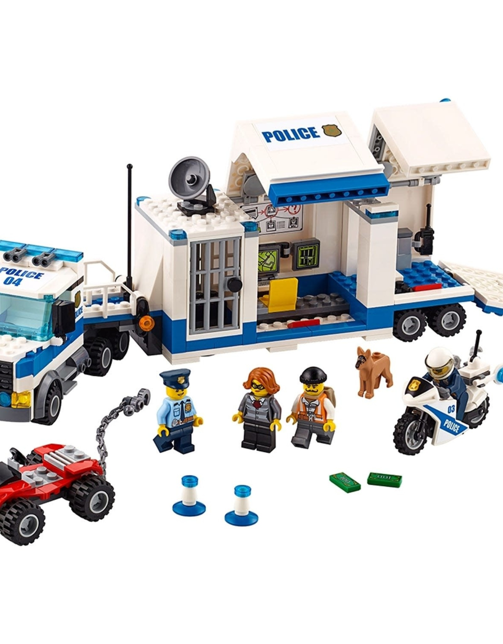 LEGO 60139 Mobile Command Center V39