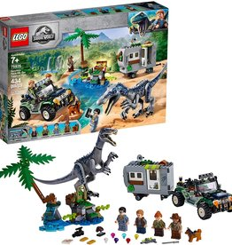 LEGO 75935 Baryonyx Face-Off: The Treasure Hunt V39