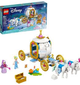 LEGO 43192 Cinderella's Royal Carriage V39
