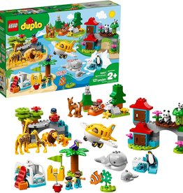 LEGO 10907 World Animals V39