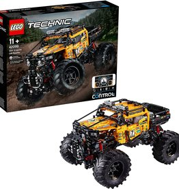LEGO 42099 4X4 X-treme Off-Roader V39