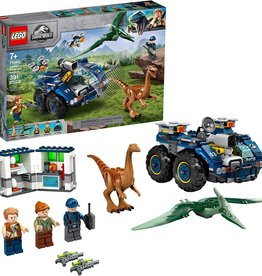 LEGO 75940 Gallimimus and Pteranodon Breakout V39