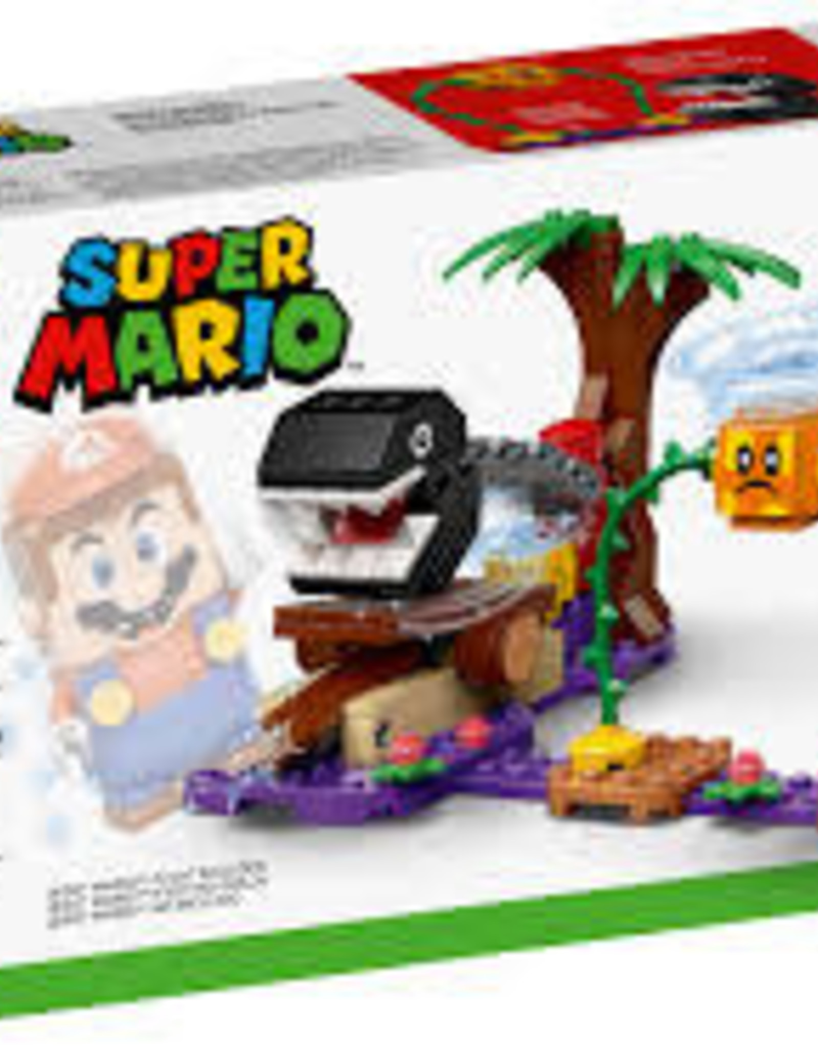 LEGO 71381 Chain Chomp Jungle Encounter Expansion V39