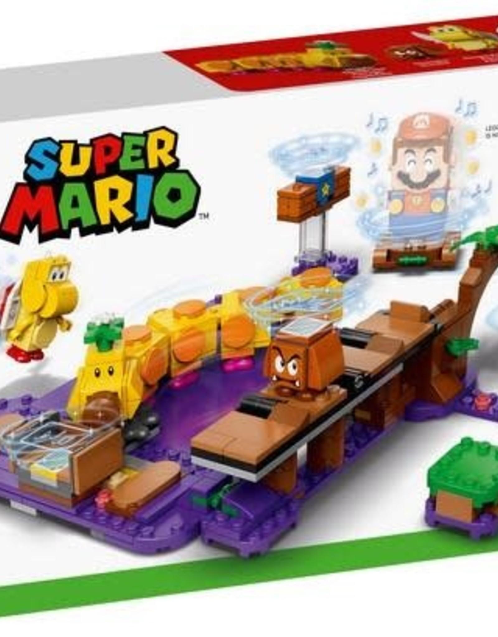 LEGO 71383 Wiggler's Poison Swamp Expansion V39