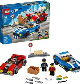 LEGO 60242 Police Highway Arrest V39