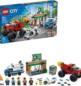 LEGO 60245 Police Monster Truck Heist V39