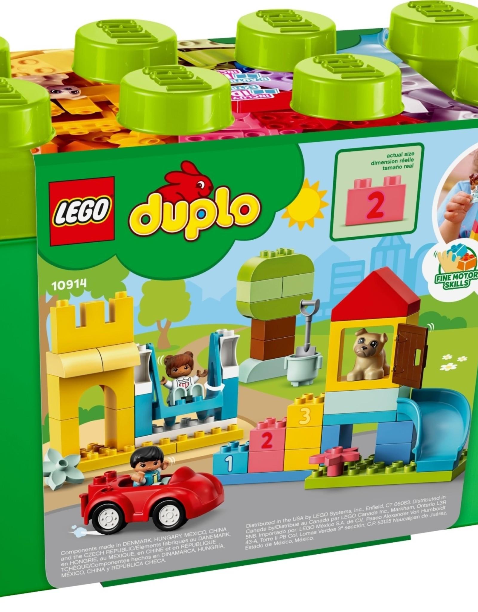 LEGO 10914 Deluxe Brick Box V39