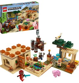 LEGO 21160 The Illager Raid V39