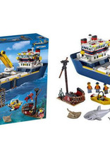 LEGO 60266 Ocean Exploration Ship V39