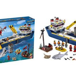 LEGO 60266 Ocean Exploration Ship V39