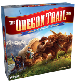Goliath Games Oregon Trail: Willamette Valley