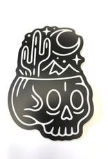 Stickers NW DESERT SKULL