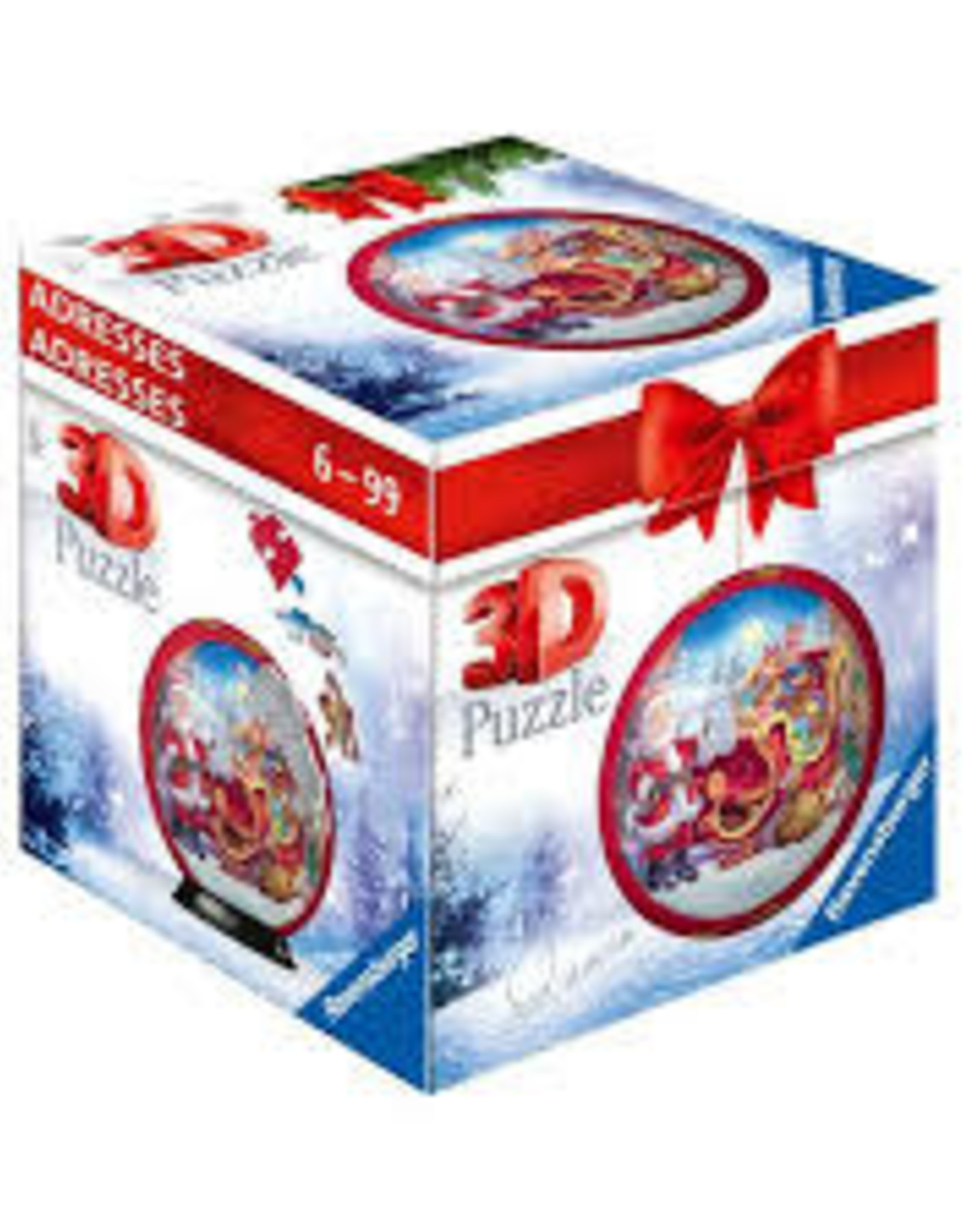 Ravensburger Christmas Ball 3D Puzzle Assortment