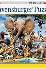 Ravensburger African Friends (300 PC)