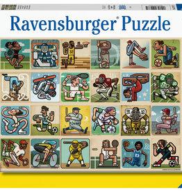 Ravensburger Awesome Athletes 300p