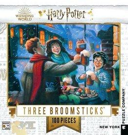 Harry Potter THREE BROOMSTICKS MINI 100pc
