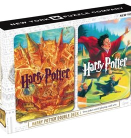 Harry Potter HARRY POTTER DOUBLE DECK PLAYING CARDS