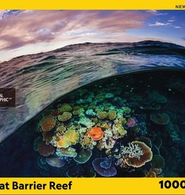 National Geographic GREAT BARRIER REEF 1000pc