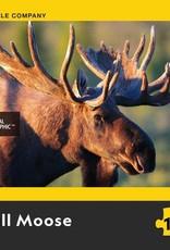 National Geographic BULL MOOSE MINI 100pc