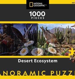 National Geographic DESERT ECOSYSTEM 1000pc