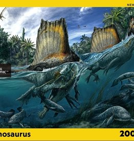National Geographic SPINOSAURUS 200pc