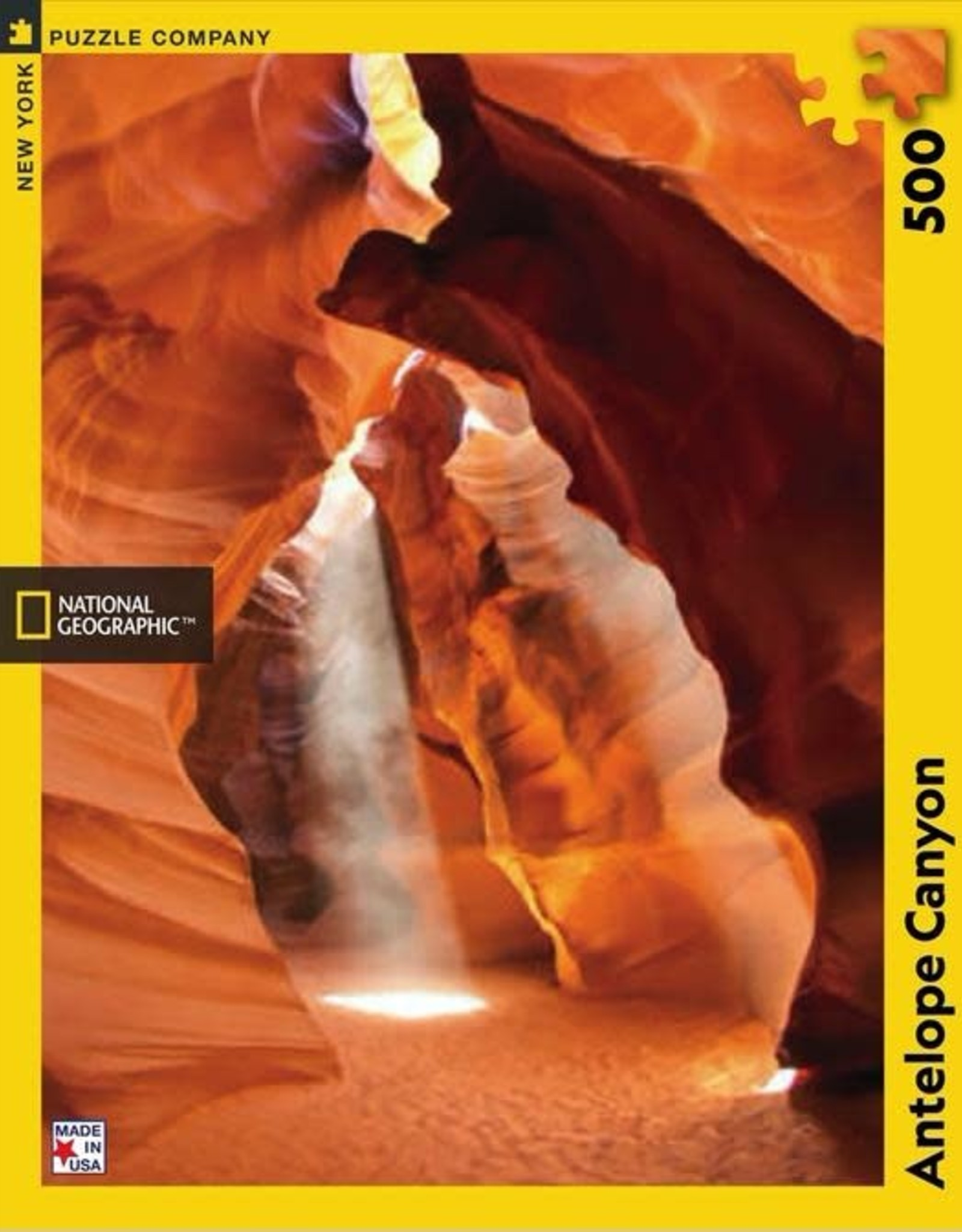 National Geographic ANTELOPE CANYON 500pc