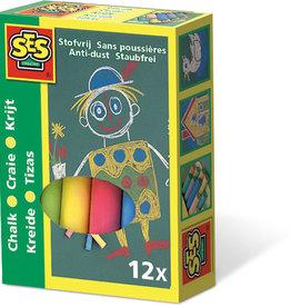 SES Chalks 12 colours