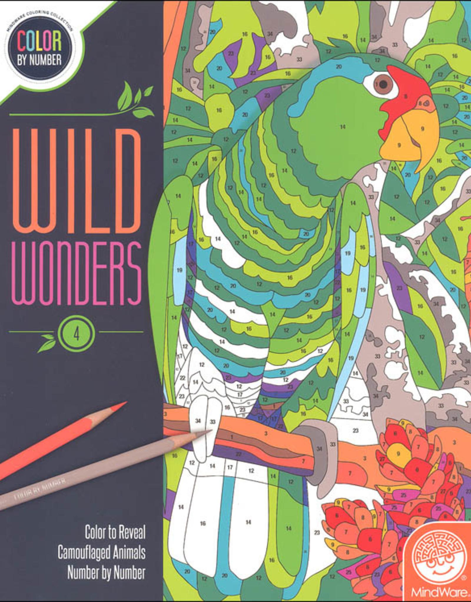 MindWare CBN Wild Wonders: Book 4